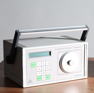 Измерение радиоактивного газа радона Фотоматериалы нашей работы Фото №1