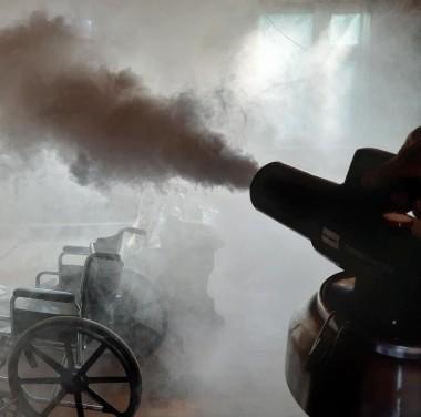 Дезодорация воздуха БИО Фотоматериалы нашей работы Фото №3