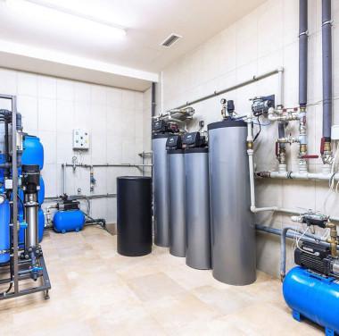 Установка систем по очистке воды Фотоматериалы нашей работы Фото №4