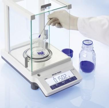 Химический анализ пыли (взвешенных веществ) и других материалов  Фотоматериалы нашей работы Фото №1