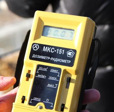 Измерение радиационного фона Фотоматериалы нашей работы Фото №2
