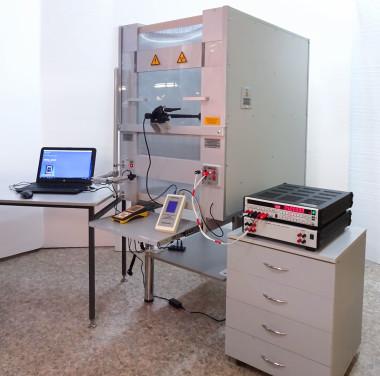 Измерение электростатического поля и потенциала Фотоматериалы нашей работы Фото №4