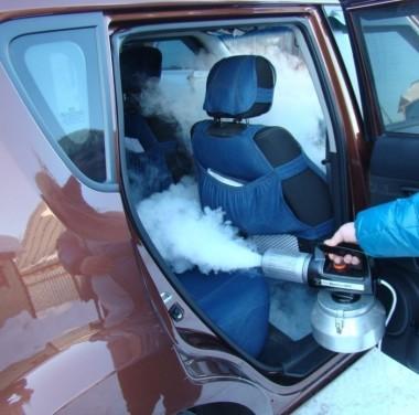 Дезодорация воздуха БИО Фотоматериалы нашей работы Фото №5