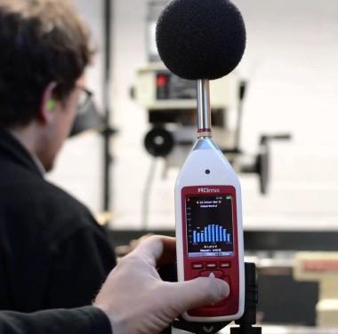 Измерение шума, вибрации, инфразвука, ультразвука Фотоматериалы нашей работы Фото №1