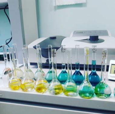Химический анализ воды Фотоматериалы нашей работы Фото №1