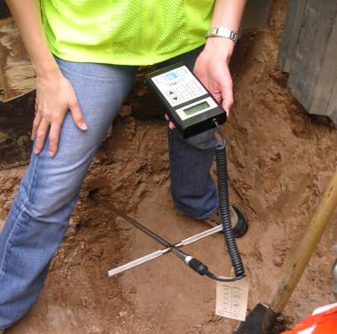 Химический анализ почвы (грунта, донных отложений) Фотоматериалы нашей работы Фото №2