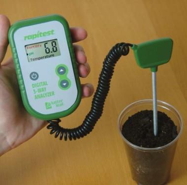 Химический анализ почвы (грунта, донных отложений) Фотоматериалы нашей работы Фото №5