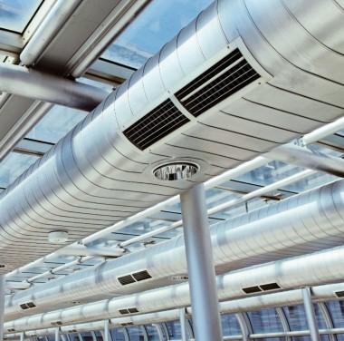 Установка вентиляционных систем Фотоматериалы нашей работы Фото №6