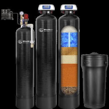 Комплексная система очистки воды WiseWater VK №2 фото