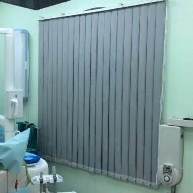 Жалюзи вертикальные рентгенозащитные №2 фото