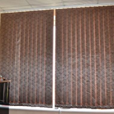 Жалюзи вертикальные от электромагнитного излучения радиочастотного диапазона №2 фото