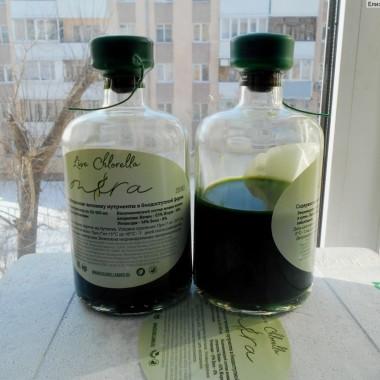 Концентрат из хлореллы для питания — суперфуд №3 фото