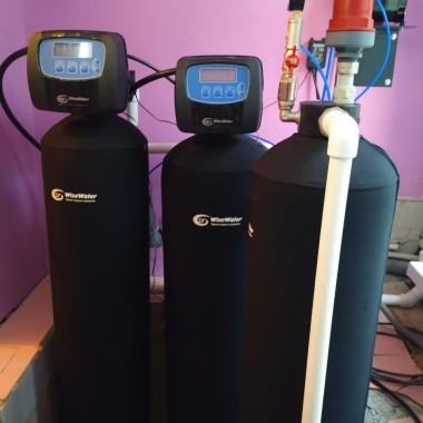 Комплексная система очистки воды WiseWater VK №5 фото