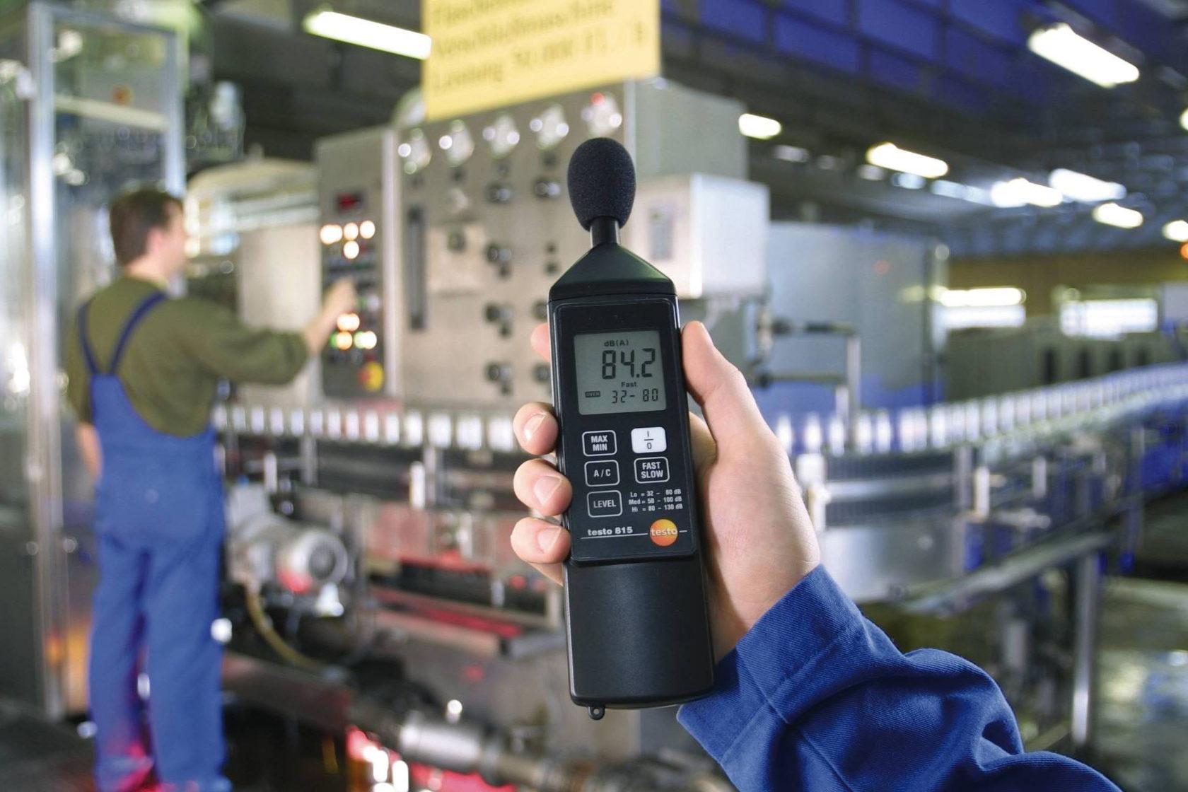 Измерение шума, вибрации, инфразвука, ультразвука фото