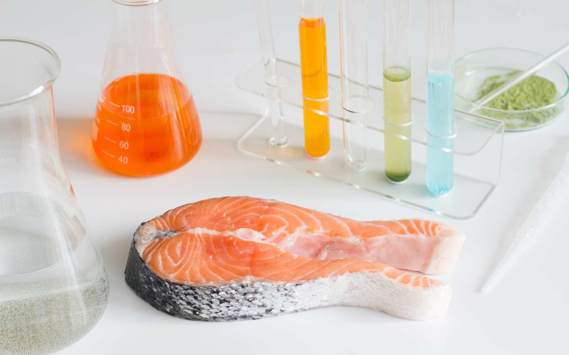 Когда требуется химический анализ продуктов питания фото