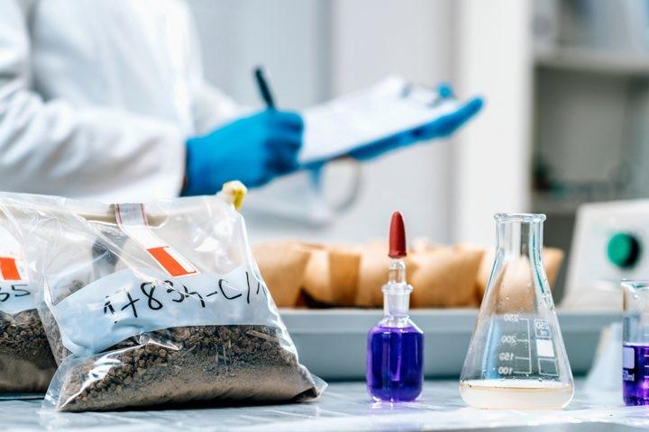 Особенности химического анализа почвы фото