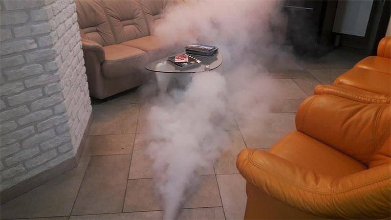 Как проводится Дезодорация воздуха — БИО в помещениях фото