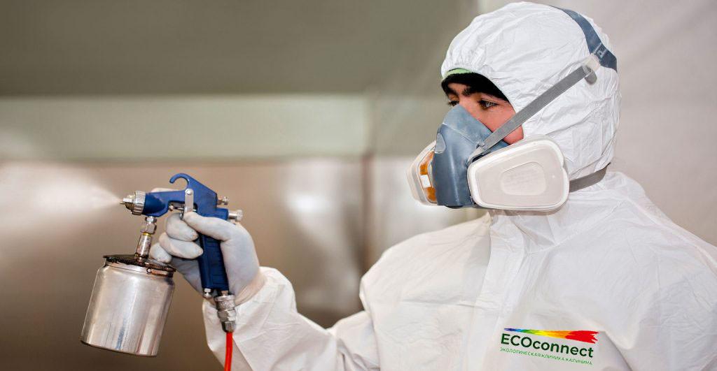 Используются различные средства и механизмы по дезодорации помещений фото