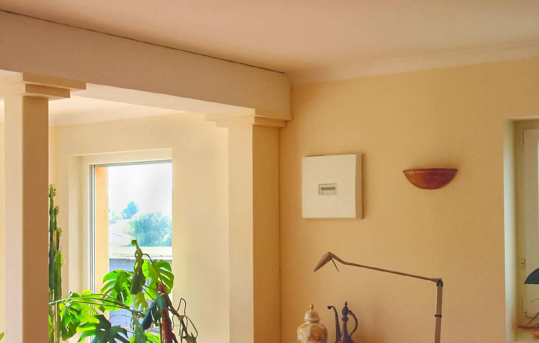 Приточно-вытяжная вентиляция с функцией рекуперации воздуха фото