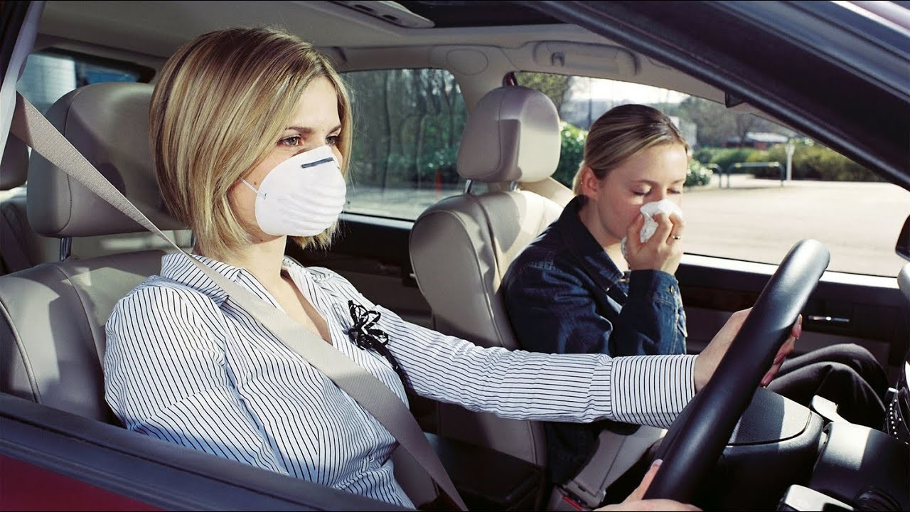Комплексное экологическое обследование автомобиля фото