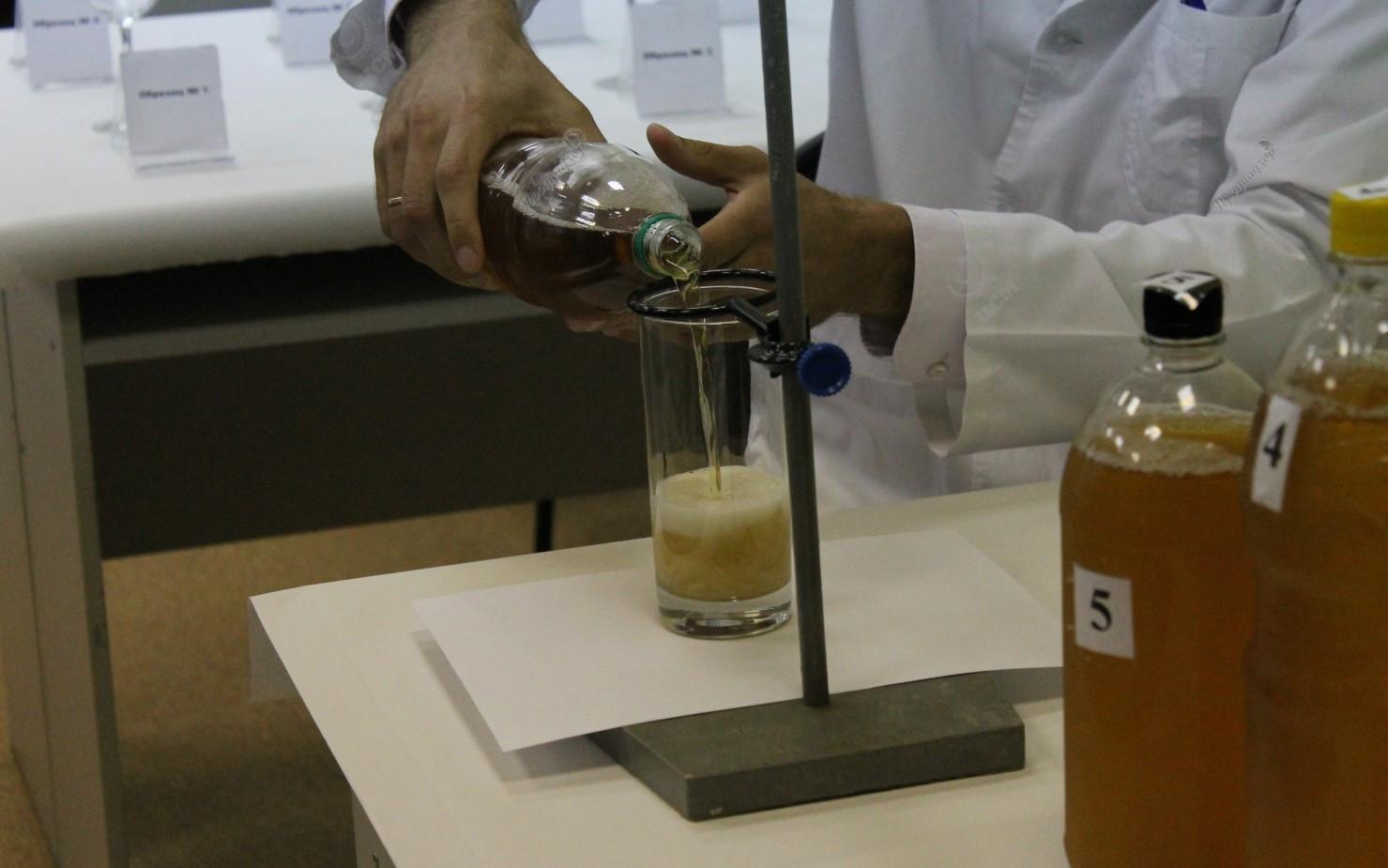 Зачем нужен химический анализ алкогольных напитков фото