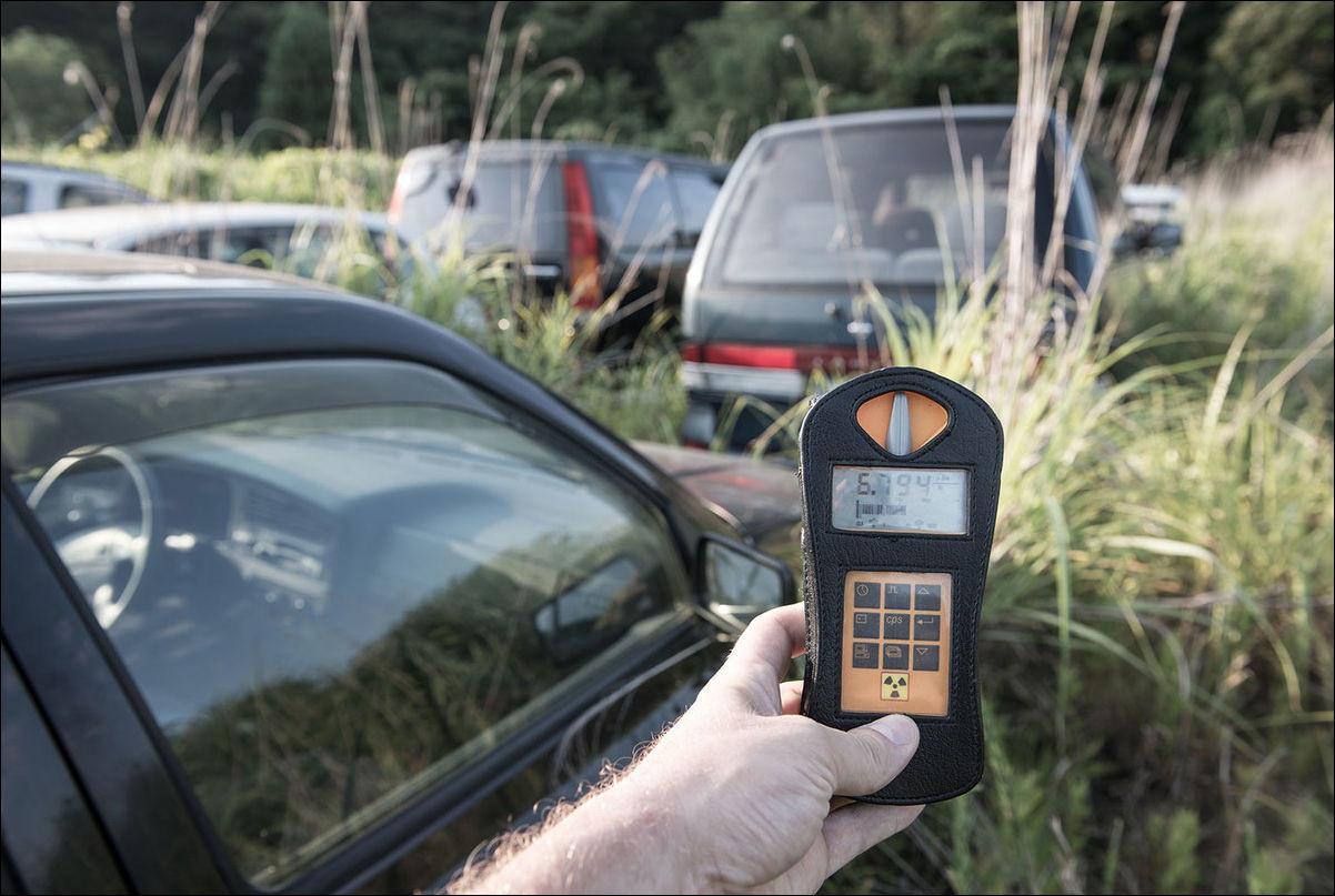 Что входит в экологическое обследование автомобиля фото